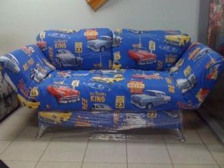 Диван прямой Никко Роут66 - Мебельная фабрика «Диваны от Ани и Вани»