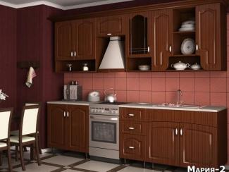 Кухонный гарнитур прямой Мария 2