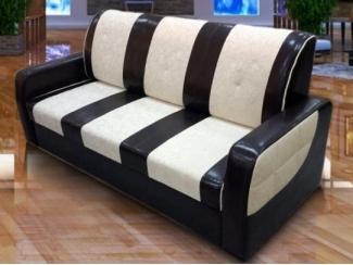 Стильный прямой диван Фаворит