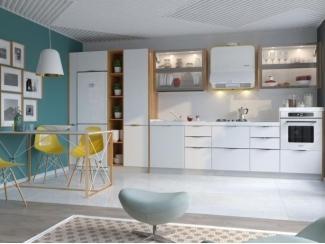 Белая кухня Модерн 21 - Мебельная фабрика «Mr.Doors»