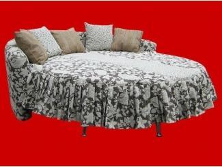 Круглая кровать  - Мебельная фабрика «Максимус»
