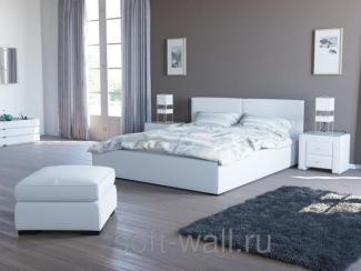 Кровать Лия - Мебельная фабрика «SoftWall», г. Омск