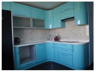 Кухня Эмаль 7 - Мебельная фабрика «Гранд Мебель»