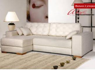 Угловой диван Фалько 2 - Мебельная фабрика «Август»