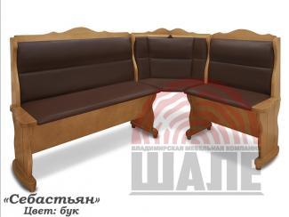 Кухонный уголок Себастьян - Мебельная фабрика «ВМК-Шале»