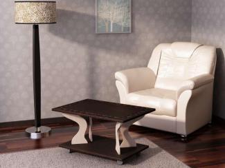 Столик с фрезеровкой - Мебельная фабрика «ПО СМГ»