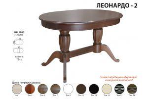 Стол Леонардо 2 - Мебельная фабрика «Аврора»
