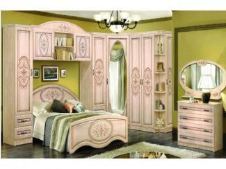 Спальный гарнитур Снежана - Мебельная фабрика «Альбина»
