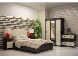 Спальный гарнитур Афродита МДФ - Мебельная фабрика «Ренессанс»