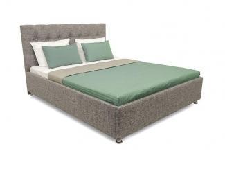 Кровать мягкая Виза с подъемным механизмом - Мебельная фабрика «Виза»