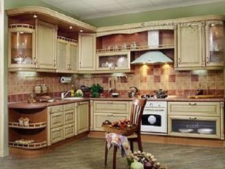 Кухонный гарнитур угловой  - Мебельная фабрика «Сангар-М»