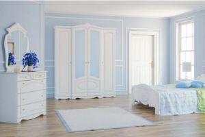 Спальня Мечта 3 - Мебельная фабрика «БелДревМебель»
