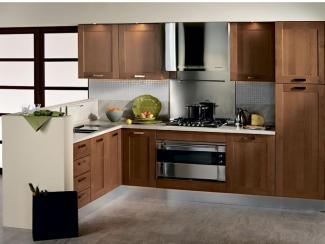 Кухня угловая Рубино - Мебельная фабрика «Атлас-Люкс»