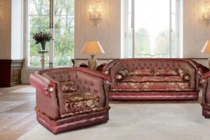 диван прямой Алина 01 - Мебельная фабрика «Алина-мебель»