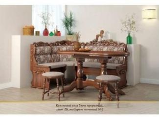 Обеденный комплект 2 - Мебельная фабрика «Верба-Мебель»