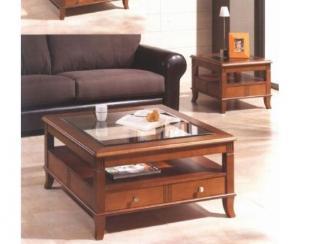 Стол журнальный Мод 623.606Р - Импортёр мебели «Мебель Фортэ (Испания, Португалия)»