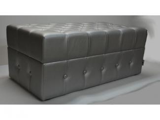 Пуф двухместный Консул - Мебельная фабрика «ЭГО»