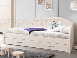 Кровать Ника - Мебельная фабрика «Березка»