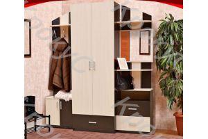 Прихожая Фаворит 1 - Мебельная фабрика «Крокус»