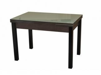 Стол Триада раскладной со стеклом - Мебельная фабрика «Триумф-М»