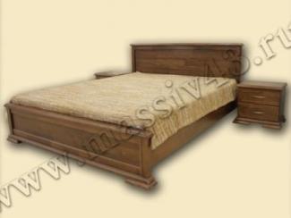 Кровать Элегия - Мебельная фабрика «Массив»