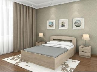 Кровать КР 70-06 - Мебельная фабрика «ВасКо»