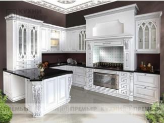 Кухня Саманта - Мебельная фабрика «Кухни Премьер»