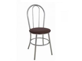 Стул с окрашенным металлокаркасом 1 - Мебельная фабрика «Мир стульев»