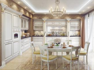 Кухня Ника Бьянка - Мебельная фабрика «Avetti»