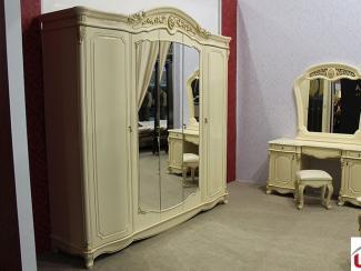 Мебельная выставка Краснодар: Шкаф - Мебельная фабрика «Арида»