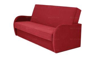 Красный диван книжка выкатная Бетта 003 - Мебельная фабрика «Статус»