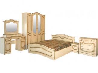 Спальный гарнитур Алёна - Мебельная фабрика «Виктория»