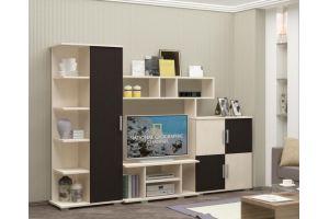 Гостиная стенка Мира - Мебельная фабрика «Миф»