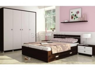 Спальный гарнитур Верона - Мебельная фабрика «СОФТФОРМ»