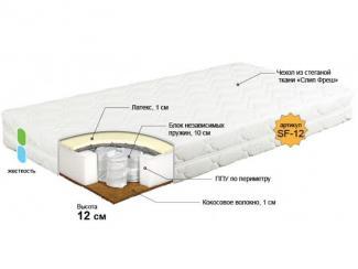 Матрас для новорожденного Торопыжка - Мебельная фабрика «Лабель», г. Москва