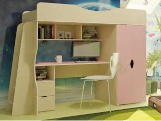 Детская комната Орбита 5 - Мебельная фабрика «Фиеста-мебель»