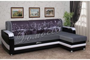 Диван угловой Лидер 10 - Мебельная фабрика «Домосед», г. Кузнецк
