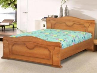 Кровать МДФ МК 8 - Мебельная фабрика «Уютный Дом»