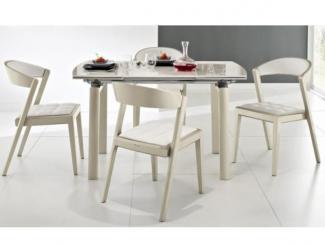 Обеденная группа Сидней 130-75-К2 - Мебельная фабрика «Лидер»