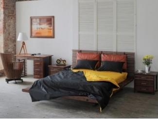 Кровать для лофт стиля HAWAIIAN