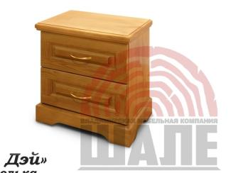 Прикроватная тумба Грин Дэй - Мебельная фабрика «ВМК-Шале»