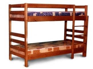 Двухъярусная детская кровать  Ордо - Интернет-магазин «Оксана мебель»