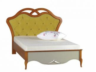Кровать изголовье обитое