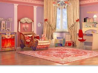 Детская Принцесса - Мебельная фабрика «Порта»