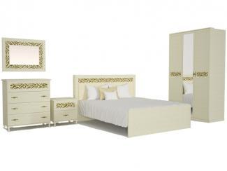 Спальный гарнитур Ливадия 2 - Мебельная фабрика «Заречье»