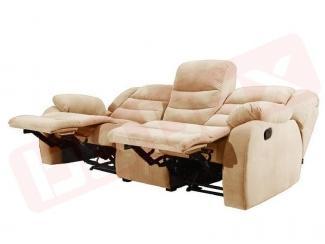 Диван-реклайнер Манчестер 3х   - Мебельная фабрика «Bo-Box»