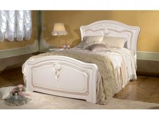 Уютная кровать Валерия - Мебельная фабрика «Август»