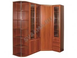Угловой распашной шкаф - Мебельная фабрика «Сваама»
