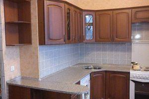 Угловая кухня Даша - Мебельная фабрика «C&K»