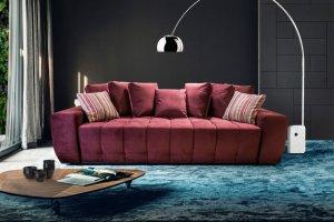 Прямой диван Даймонд с Механизмом пума - Мебельная фабрика «Di-Van»